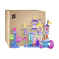 Морской Кантерлот My Little Pony замок со светящейся башней My Little Pony Canterlot and Seaquestria Castle