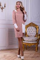 Комплект двойка : платье+туника