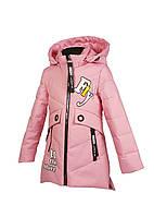 Куртка для девочки  NK 861 весна-осень, размеры на рост от 116 до 140 возраст от 6 до 10 лет, фото 1