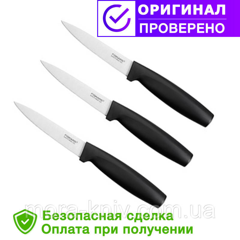 Набор ножей для корнеплодов Fiskars 1014276