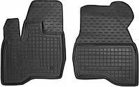 Полиуретановые передние коврики для Ford Explorer 5 (U502) 2014- (AVTO-GUMM)