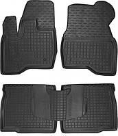Полиуретановые коврики для Ford Explorer 5 (U502) 2014- (AVTO-GUMM)