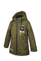 Куртка для мальчика  1829 весна-осень, размеры на рост от 110 до 134 возраст от 5 до 8 лет, фото 1