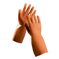 Перчатки резиновые диэлектрические бесшовные