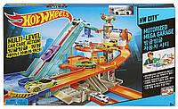 Трек Хот Вилс Моторизированный Мега Гараж Hot Wheels Motorized Mega Garage