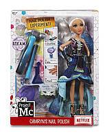 Кукла Камрин Project Mc2 серия  Эксперименты с лаком для ногтей
