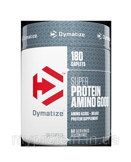 Dymatize Аминокислоты Super Protein Amino 6000 (180 cap)