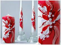 Набор свадебных свечей Bispol 3 шт (СC928-030)