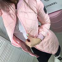 Куртка удлиненная лейба на плече   модель 1255 НН!, фото 1