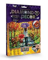 Набор для творчества DankoToys DT DD-01-11 Diamond Art Картина со стразами Осенняя