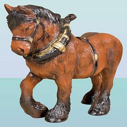 Садовая фигура, скульптура для сада Лошадь (Ср)