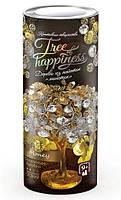 Набор для творчества DankoToys DT TH-04 Tree of happiness дерево из пайеток и бисера Денежное дерево