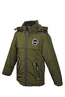Куртка для мальчика  GP-57 весна-осень, размеры на рост от 110 до 134 возраст от 5 до 8 лет, фото 1