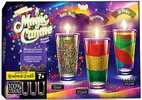 Набор для творчества DankoToys DT MgC-01-01 Magic Candle Парафиновые свечки