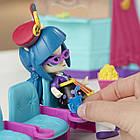 Игровой набор Кинотеатр Моя Маленькая Пони Минис My Little Pony Equestria Girls Minis Movie Theater, фото 4