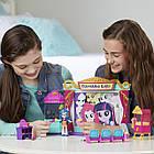 Игровой набор Кинотеатр Моя Маленькая Пони Минис My Little Pony Equestria Girls Minis Movie Theater, фото 5