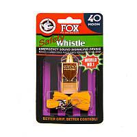 Свисток на шнурке для тренера Fox 40 Classic