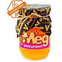 "Мёд акациевый, ТМ ""Медок"" 380 гр"