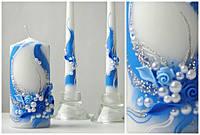 Набор свадебных свечей Bispol 3 шт (СC904-050)