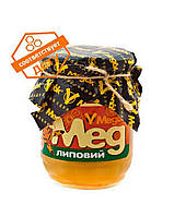 """Мёд липовый, ТМ """"Медок"""" 380 гр"""