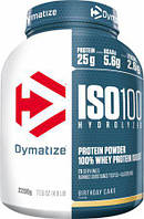 Dymatize Протеин изолят ИЗО 100 ISO 100 (1.36 kg  )