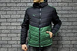 Куртка мужская весна\осень Puma