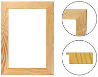 Рамка багетная для декорирования Rosa Studio Классик клееная (17*40 мм) 35*45 см. GPK174003545