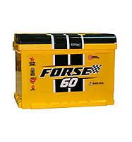 Автомобильный аккумулятор Forse 6CT-60 (600A) правый плюс