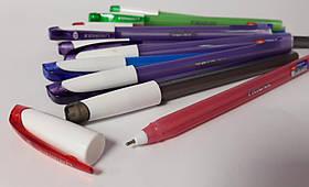Ручка Масляная Trio DC 1,00 мм Синяя №UX-106 Unimax Индия