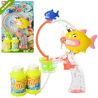 Набор для мыльных пузырей Flash Bubble Gun LS 6304-2