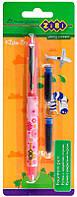 Ручка перьевая ZiBi закрытое перо + 2 капсулы ZB.2250