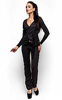 Унікальний чорний костюм Agat (S, M)