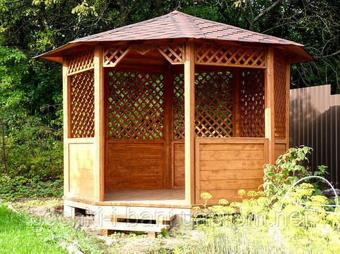 Садовая беседка, фото 2