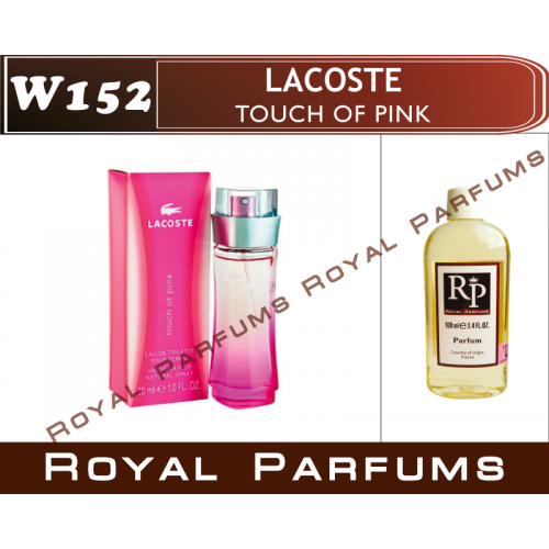 Духи на разлив Royal Parfums W-152 «Touch Of Pink» от Lacoste