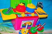 Компактная мини-кухня Галинка в чемоданчике! 2377