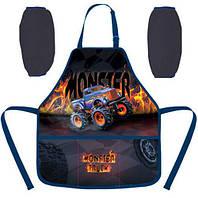 Фартук для художника Kite Monster Truck K17-161-1