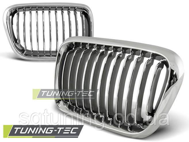 Решетка радиатора BMW E36 10.96-08.99 CHROME