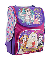Рюкзак (ранец) школьный каркасный 1 Вересня 554120 EAH purple H-11 34*26*14см