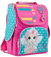 Рюкзак (ранец) школьный каркасный 1 Вересня 553277 Рrinces H-11 34*26*14см