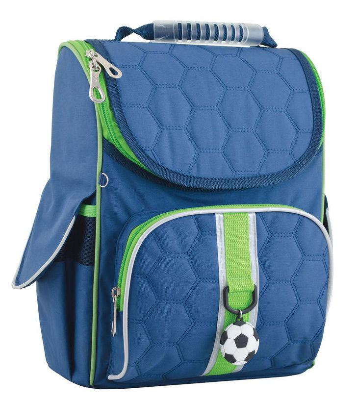 Рюкзак (ранец) 1 Вересня школьный каркасный Yes 553167 Football yes H-11 34*26*14см