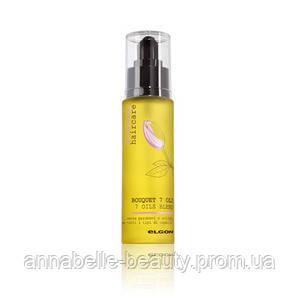 Elgon Sinsea 7 Oils Blend - Восстанавливающее масло для блеска 50мл