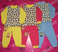 Пижама для детей Миньон интерлок