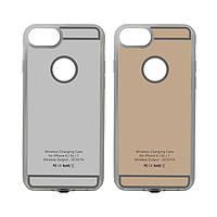 Чехол iPhone 7 6/6s авто выравнивание магнитом приемник беспроводной зарядки /QI стандарт