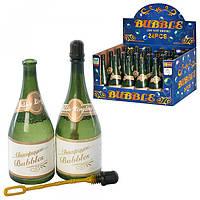 """Мыльные пузыри M 2454 9-3-3см, 24шт """"Шампанское"""""""