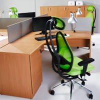 Мебель для персонала Среднего класса