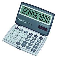 Калькулятор (Элемент питания и солнечная батарея питание) CITIZEN CTC-110