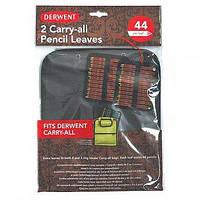 Пенал для карандашей DERWENT текстильный 2302141