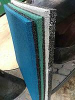 Резиновая плитка 500х500*50