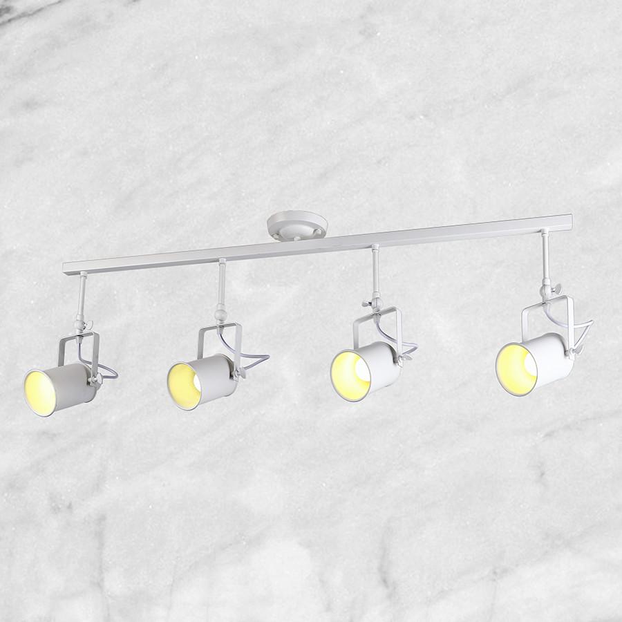 Люстра-прожектор (61-SD04-4 WH)