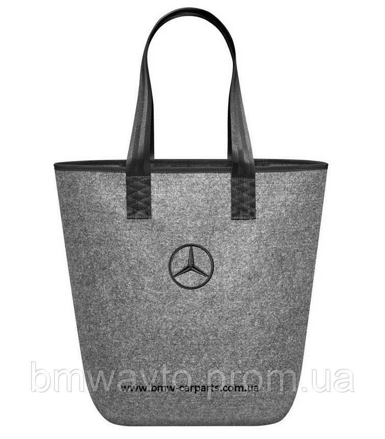 Женская сумка для покупок Mercedes-Benz Woman's Shopping Bag, фото 2